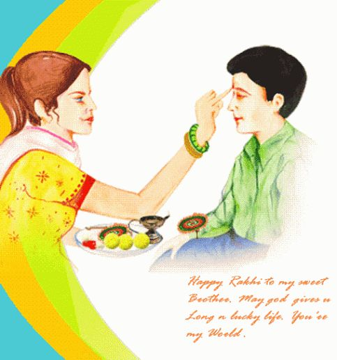 Raksha Bandhan Whatsapp messages, FB Images & Profile Pics for Brothers