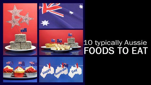 10 typically Aussie foods to make this Australia Day! - Village Voices
