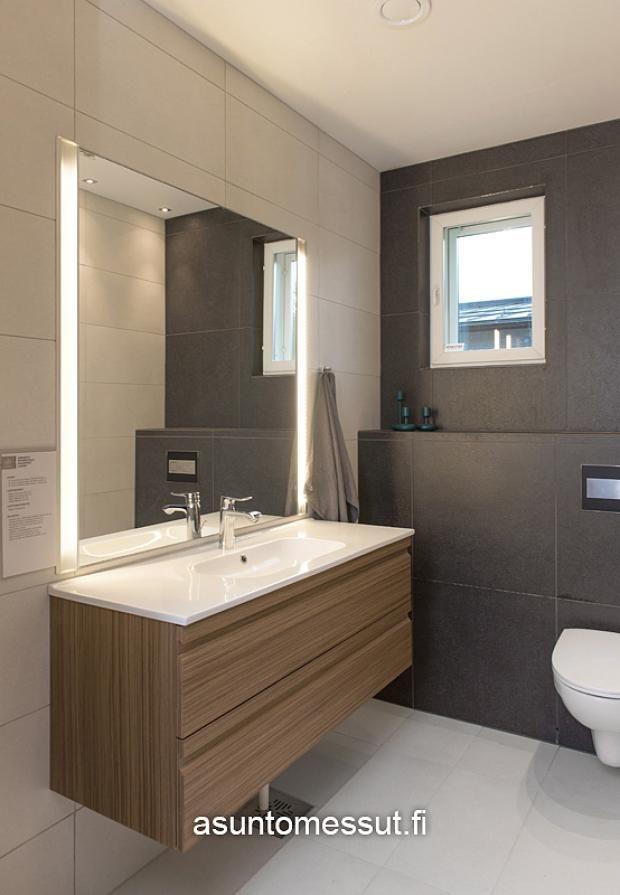 Lammi-Kivitalo Validus Motus - WC | Asuntomessut