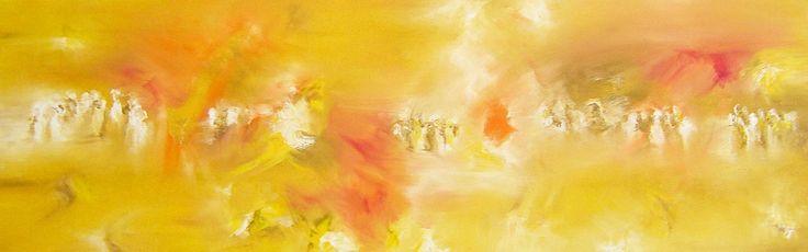 """City Desert"" ""Ciudad Desierto"" Oil on canvas"