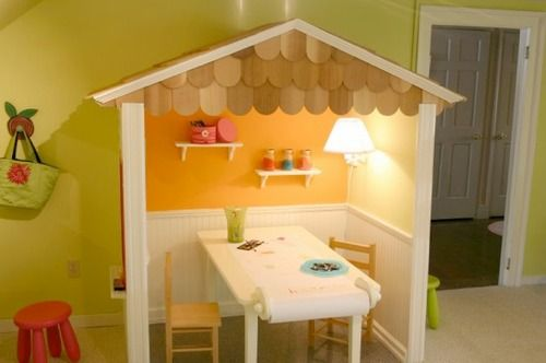 Cute playroom idea