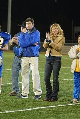 Coach & Tami Taylor. Tami Taylor is forever my idol.