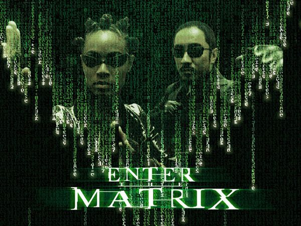 'Enter the Matrix' – 10 years after the game's release