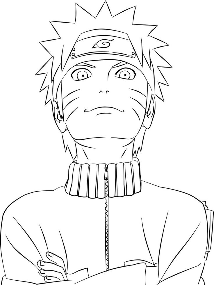 Free Thanksgiving Coloring Pages And Crafts BookNaruto