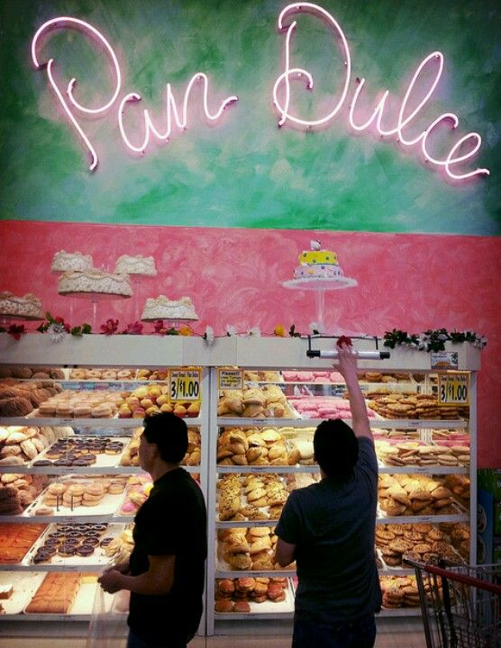 I love the Mexican culture so proud of my roots plus Pan Dulce taste so much better than doughnuts!