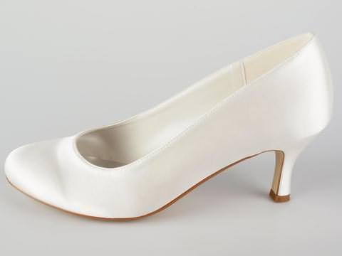 Sko - Wildflower Bridal: Camelia | Ydersiden af skoen