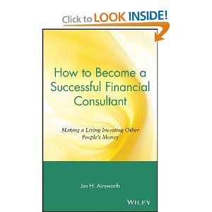 Every little thing you have to know to achieve as we speak's fastest rising sector of the consulting market.    Jim Ainsworth is a particularly successful financial planning skilled with more than 30 years within the business. In The Way to Grow to be a Profitable Financial Advisor, he tells you every part you should know to maneuver into monetary consulting. He familiarizes you with all the forms of planning that financial consultants take care of, as well as the various investment…