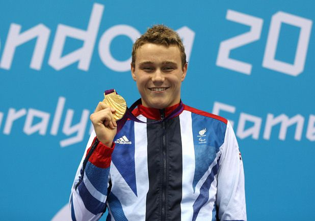Oliver Hynd - Swimming - SM8 200m individual medley