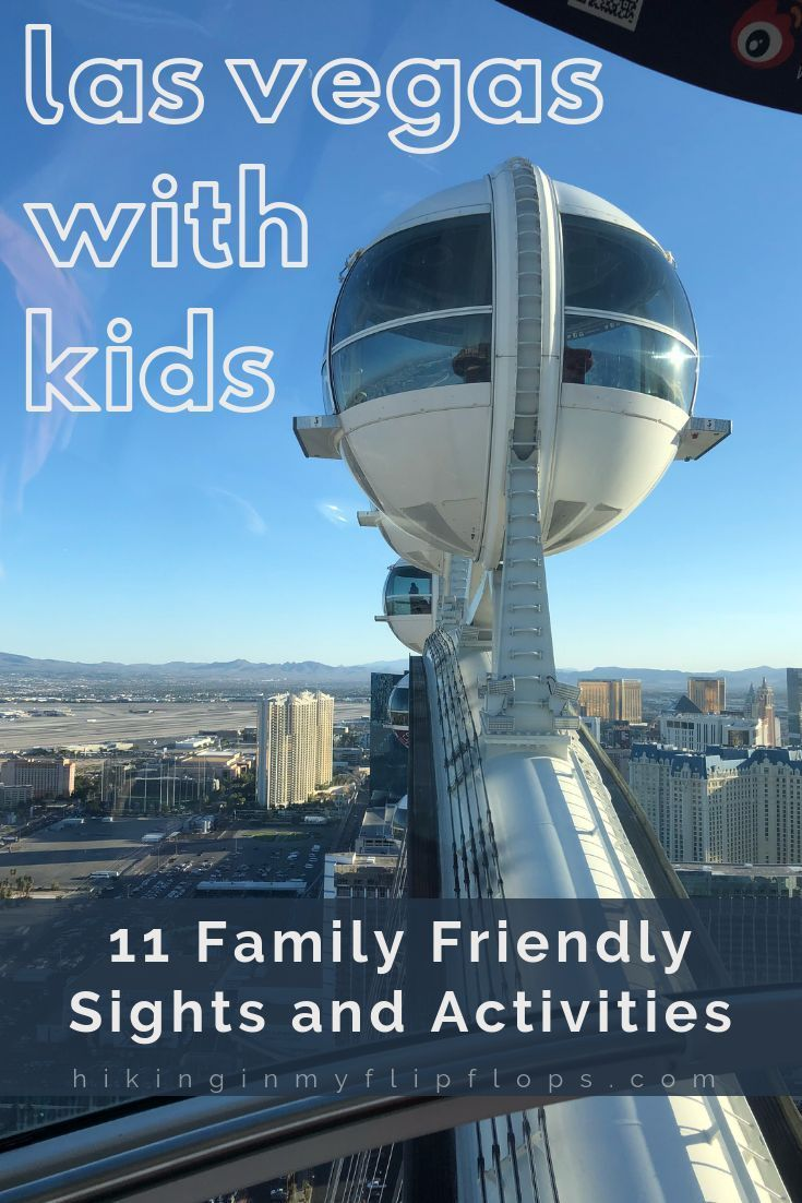 Yes You Can Take The Kids To Las Vegas Las Vegas With Kids