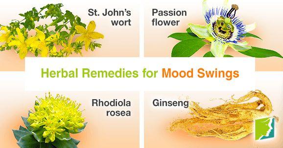 Natural Herbs For Mood Swings