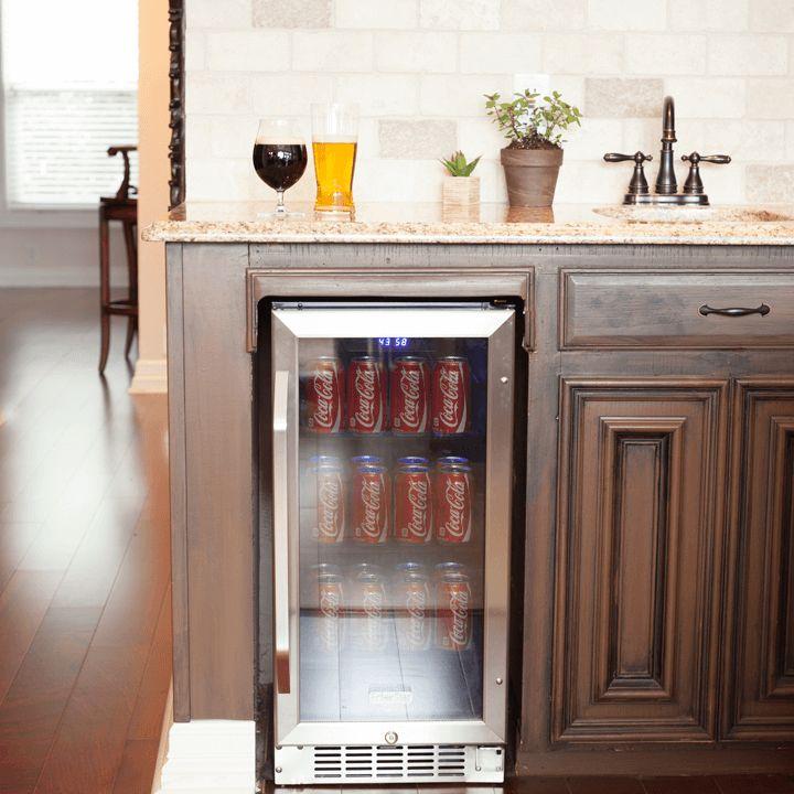 Built-in Beverage Cooler