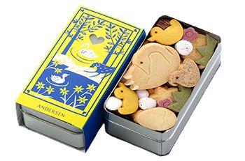 andersen cookies