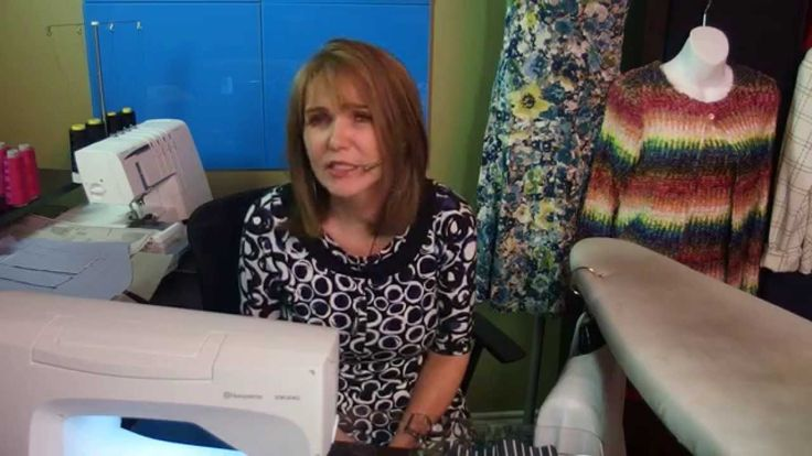 Tie Interfacing Quick Reference Video. To set in sleeve and how to place a shoulder pad..looks beautiful, very professional.