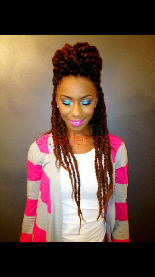 Marley twists: Havana Twist Hair Styles Braids Locs And - Crochet Braids Hairstyles For Kids