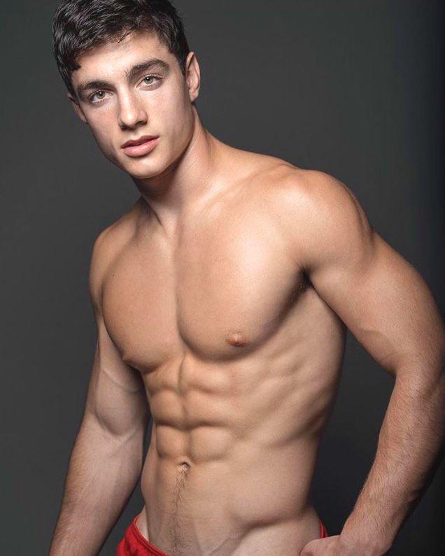 Good looking guys nude 3