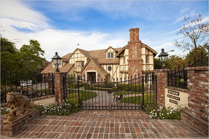 $4,999,000 - Encino, CA Home For Sale - 17055 Oak View Drive -- http://emailflyers.net/45282