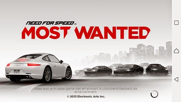 APK BARU: Need for Speed Most Wanted v1.3.63 APK