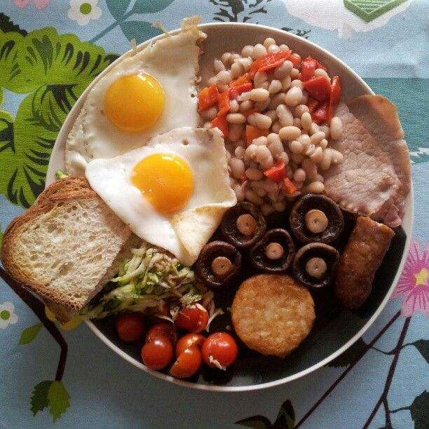 12 best English breakfast images on Pinterest | Breakfast ...