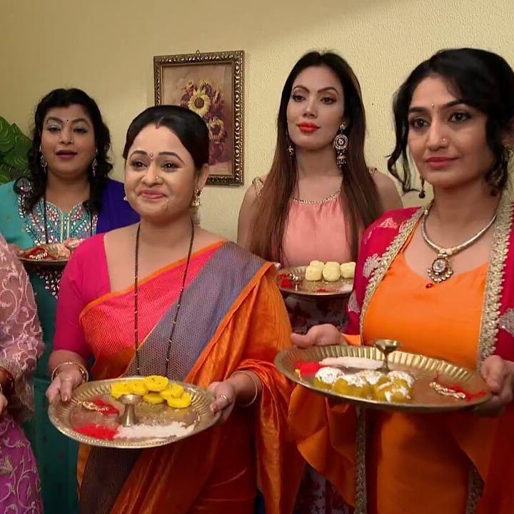 Bhabi Jis Saumya Tandon returns to work post maternity