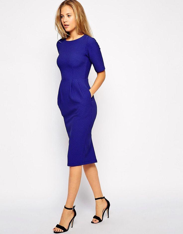 70 best Dresses | Miami Fashion images on Pinterest | Midi dresses ...
