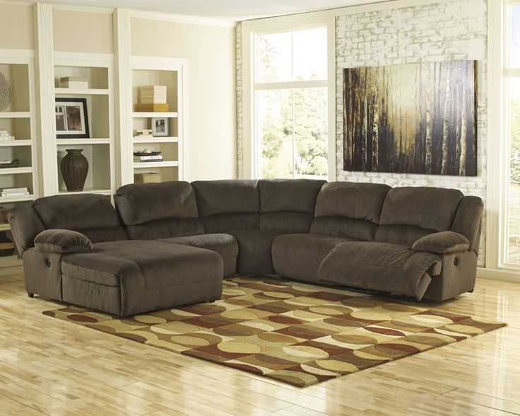 Shop For Signature Design By Ashley LAF Press Back Power Chaise, And Other  Living Room Sectionals At Scholet Furniture In Cobleskill, Oneonta, And  Norwich, ...