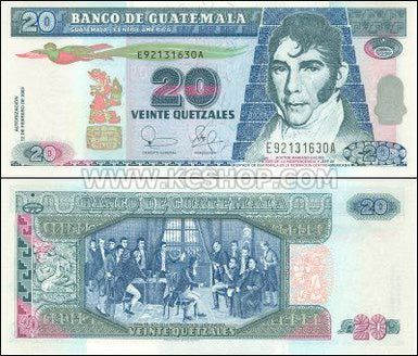 Guatemala Money: the Guatemala Quetzal: Guatemala Money: the Guatemala Quetzal