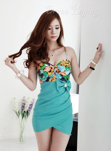 Oden korean style dress