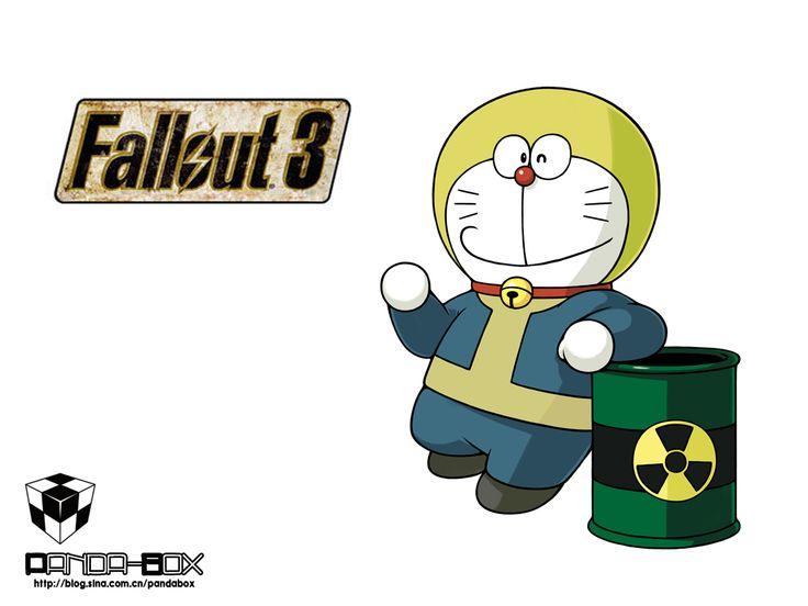 Dora+Fallout