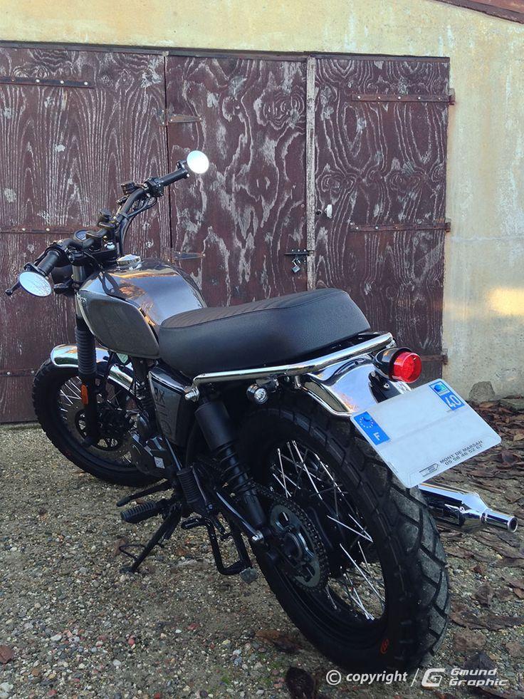 Brixton 125 BX