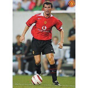 Roy Keane, Manchester United