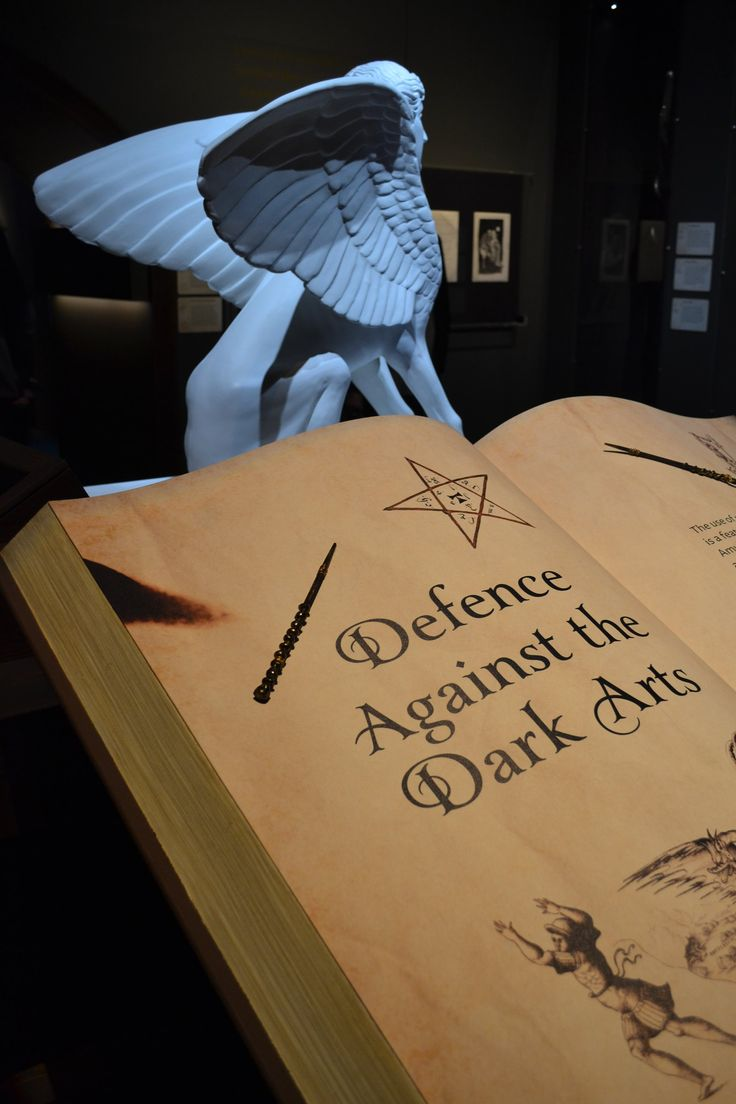 The Harry Potter Exhibition at the British Library Is Everything a Fan Could Dream Of