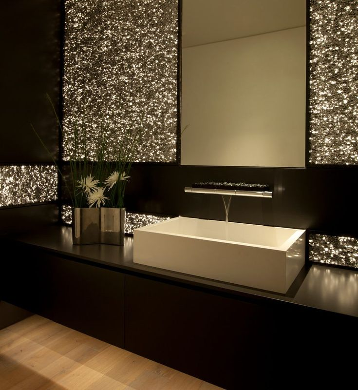 orange county contemporary bathroom accessories with modern shower panels and columns powder room decor ideas