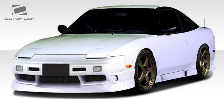 1989-1994 Nissan 240SX 2DR Duraflex GT-1 Body Kit - 4 Piece