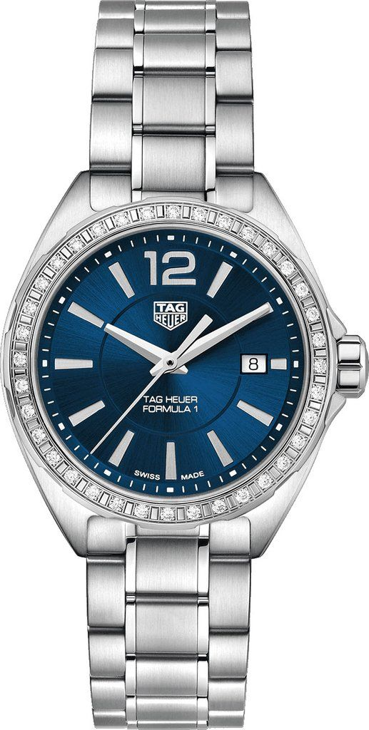TAG Heuer Watch Formula 1 Ladies #add-content #bezel-diamond #bracelet-strap-steel #brand-tag-heuer #case-material-steel #case-width-32mm #date-yes #delivery-timescale-call-us #dial-colour-blue #gender-ladies #luxury #movement-quartz-battery #new-product-yes #official-stockist-for-tag-heuer-watches #packaging-tag-heuer-watch-packaging #sihh-geneve-2018 #style-dress #subcat-formula-1 #supplier-model-no-wbj1416-ba0664 #warranty-tag-heuer-official-2-year-guarantee #water-resistant-100m