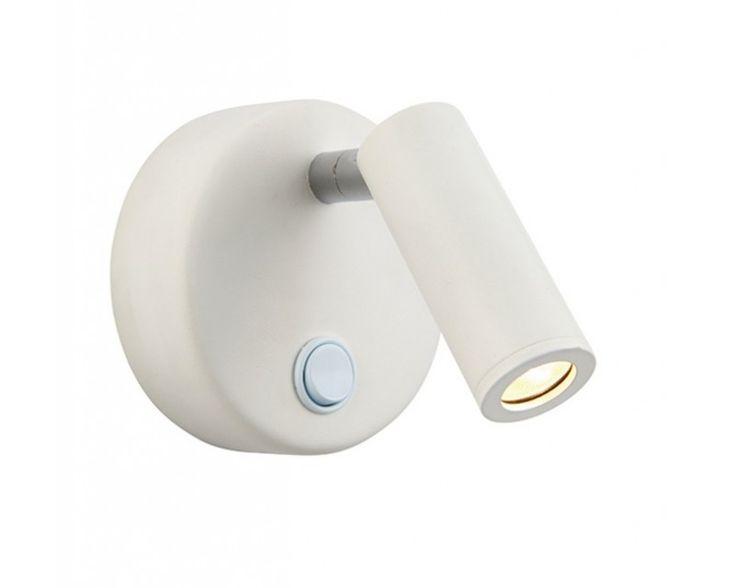 Endon 68965 Saria Wall Light 3W LED