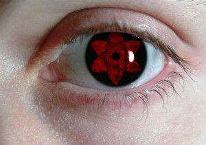sasuke mangekyou sharingan contacts