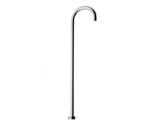 Mizu Drift Floor Mounted Bath Spout
