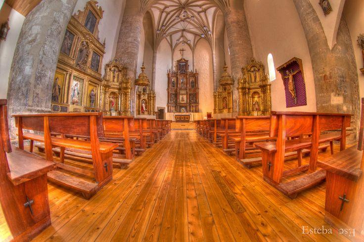 Fotografía HDR Iglesia de Nalda por Esteban Escudero en 500px