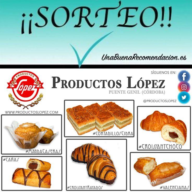 Sorteo Lote Productos López