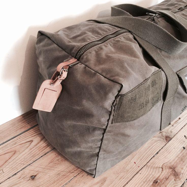 sac de voyage de la marine nationale pour homme soben store french bag. Black Bedroom Furniture Sets. Home Design Ideas