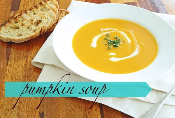 5 star pumpkin soup recipe -so delicious! Perfect for cool days and icy nights.