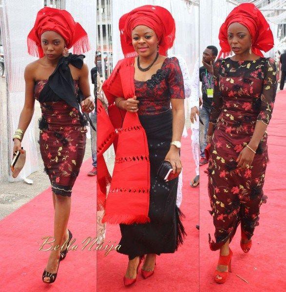 BN-Wedding-Glam-Funke-Fowler-Abi-Kuku-Traditional-Engagement-November-2011-BellaNaija-007-587x600