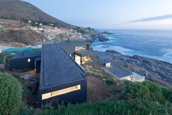 Catch the Views house.. Zapallar Chile.
