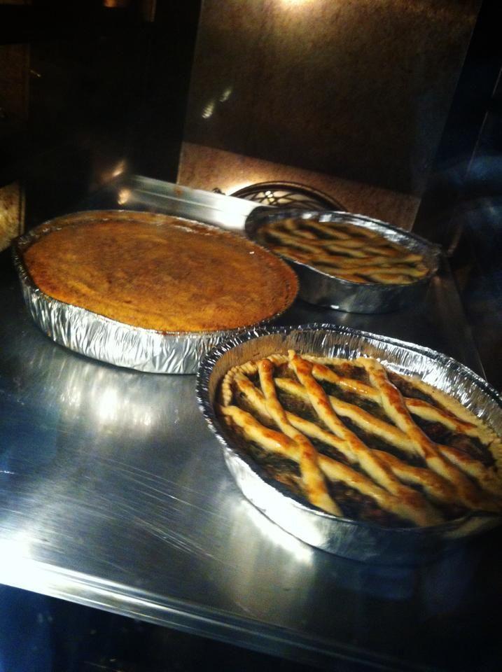 Torta salata di verdure o gateau di patate. Cosa sceglierai oggi per pranzo?