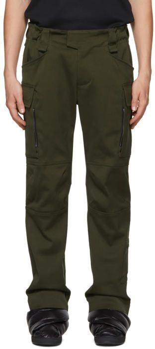 Alyx Green Cargo Pants