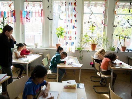 Σε σχολείο της Σουηδίας διδάσκουν τις  16 Συνήθειες του Μυαλού