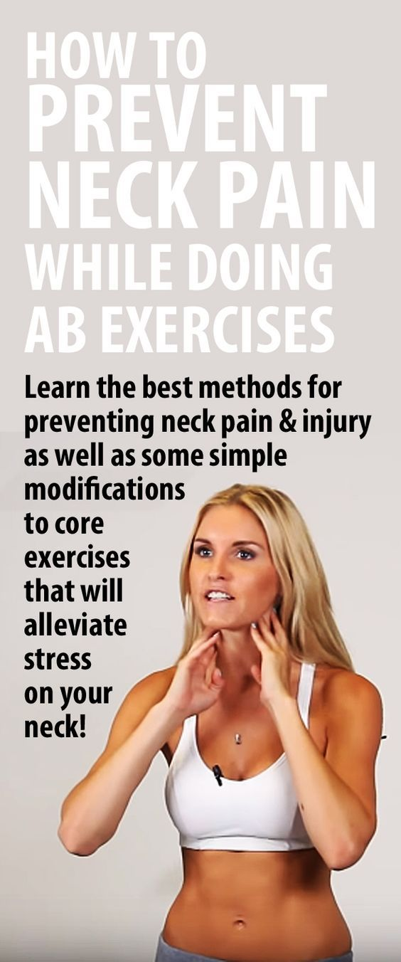 Watch this quick video to learn the best methods for preventing neck pain and…