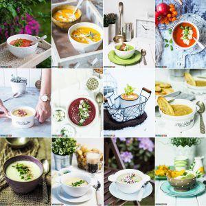 30 przepisów na zupy kremy w jednym miejscu