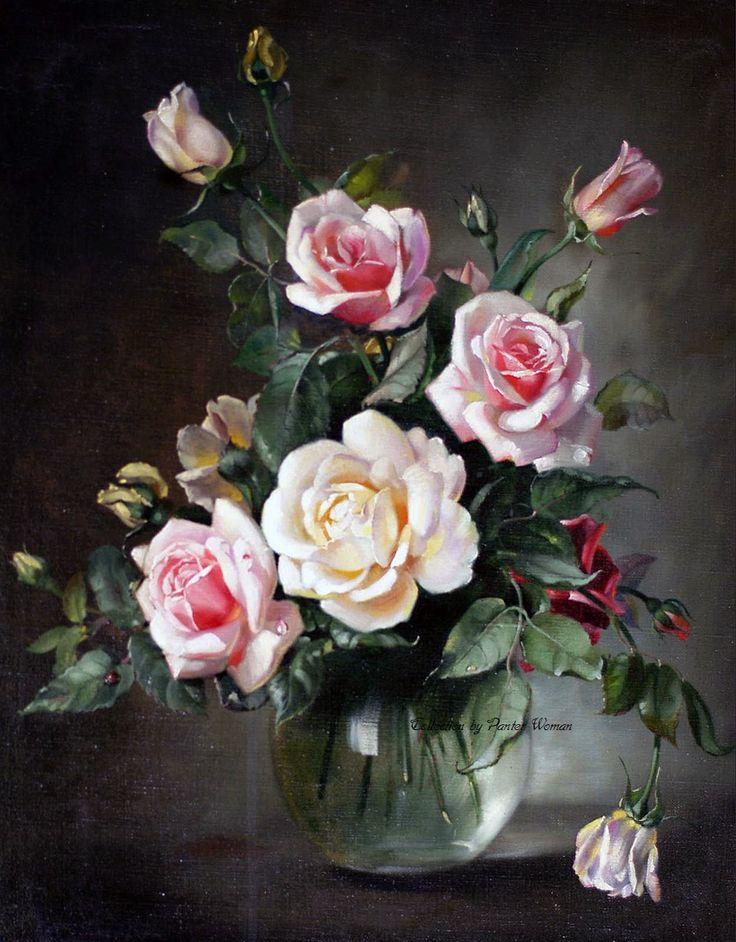 Cecil Kennedy | Красота и изысканность цветов. Обсуждение на LiveInternet - Российский Сервис Онлайн-Дневников