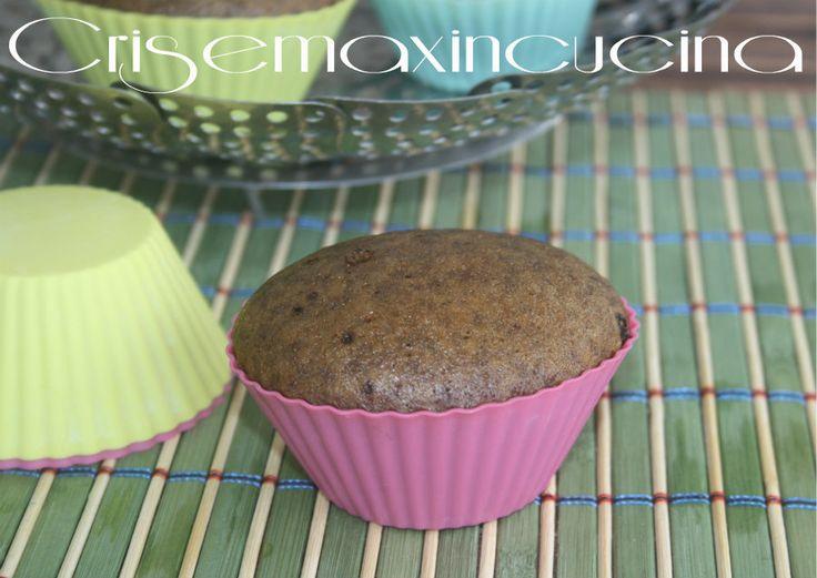 Muffin al vapore, ricetta col nesquik